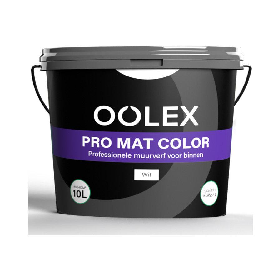 Oolex Pro Mat Color