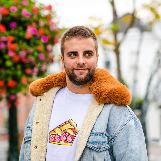 Vlaai Love You Unisex T-Shirt