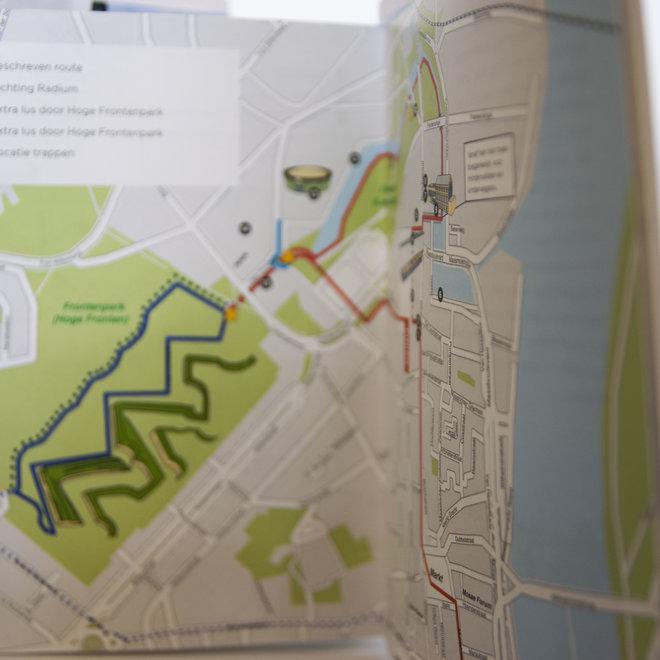 Frontenpark Wandeling Maastricht