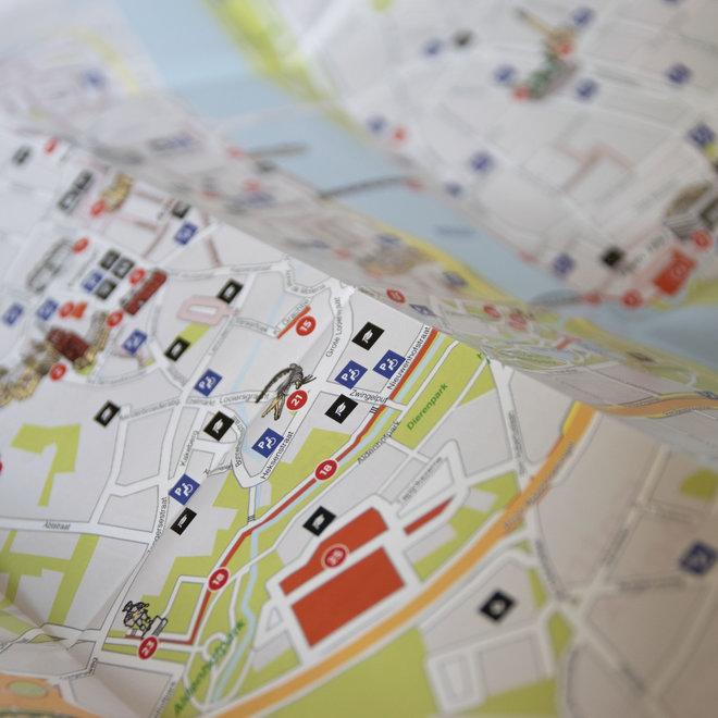 City Map Maastricht