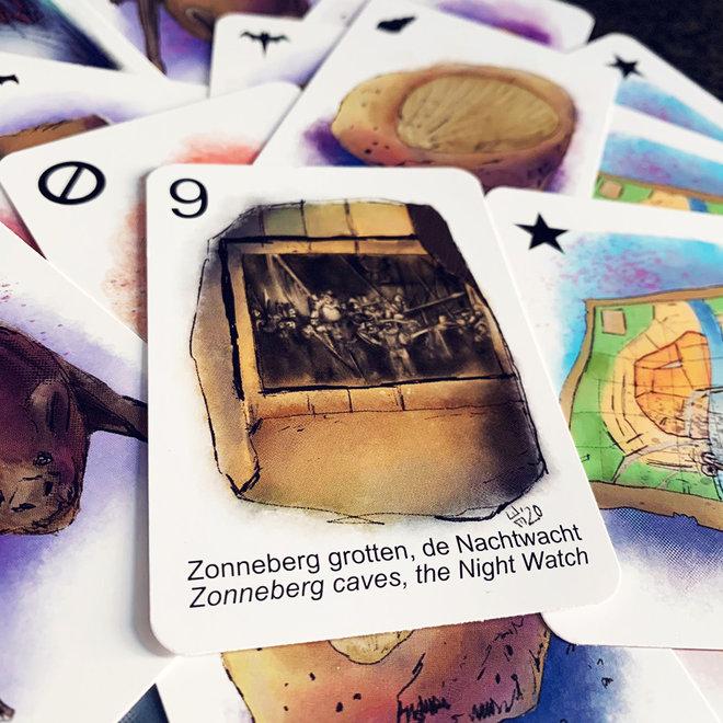 Maastricht Underground | Het Kaartspel