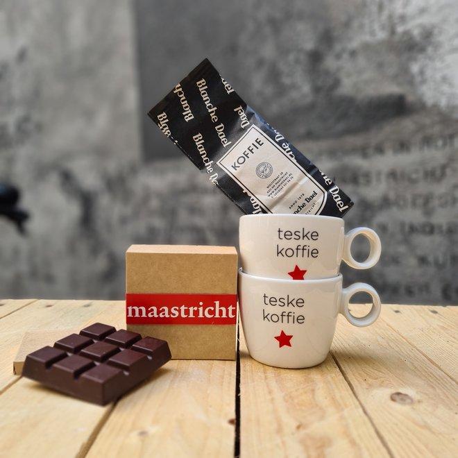 Maastrichts cadeaupakket koffie