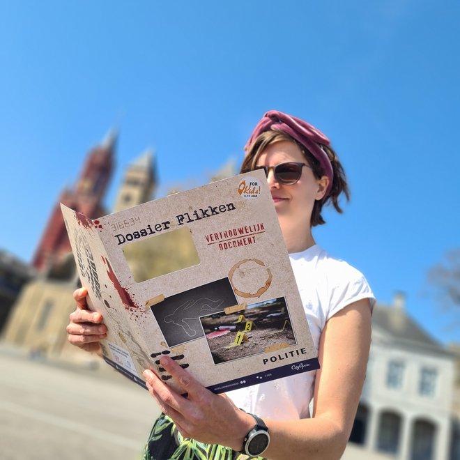 Spel Dossier De Verdwenen Vlogger Flikken Maastricht