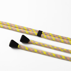 Phone cord camouflage pink
