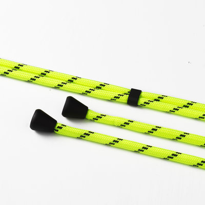 Phone cord neon yellow