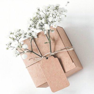 Opsturen als cadeau