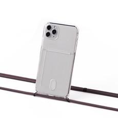 Phone cord scandinavian grey