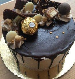 Dripcake Ferrero Rocher