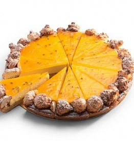 Mango passievrucht  van patisserie Holtkamp