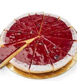 Cheesecake Taart van patisserie Holtkamp