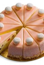 Cheesecake Taart van patisserie HoltkampChipolata Taart  van patisserie Holtkamp