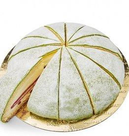 Prinsessen taart - vanille & frambozen an patisserie Holtkamp