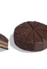 Chocolade Brownie Taart