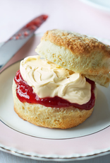 Huisgemaakte Scones met jam & clotted cream