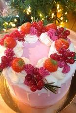 Dripcake Strawberry Klein