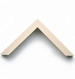 Barth¨ (Larson Juhl) Wissellijst 50x50 Populier ongelakt Barth profiel 18x28mm(serie 210)