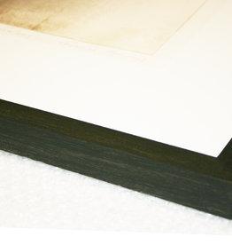 Barth¨ (Larson Juhl) 4x Wissellijst 70x100 Zwart Essen Barth profiel no 210-711: 18x28mm