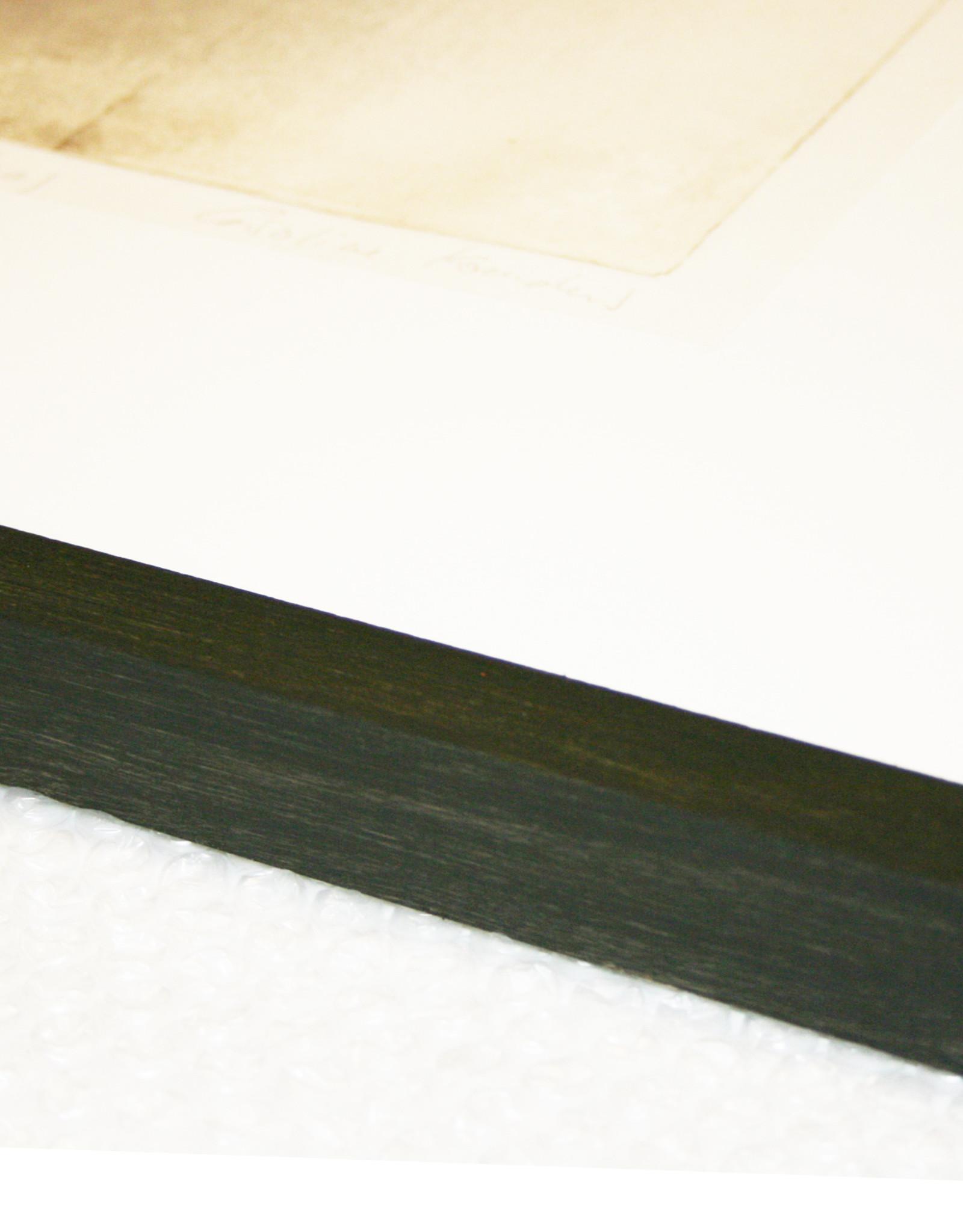 Barth¨ (Larson Juhl) 2x Wissellijst 70x70 Zwart Essen Barth profiel no 210-711: 18x28mm