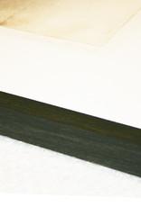 Barth¨ (Larson Juhl) 2x Wissellijst 60x80 Zwart Essen Barth profiel no 210-711: 18x28mm