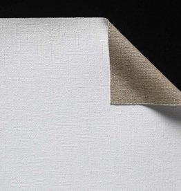 Claessens Schildersdoek Linnen Universeel geprepareerd  166 medium fijn van structuur 2,1m breed per strekkende meter
