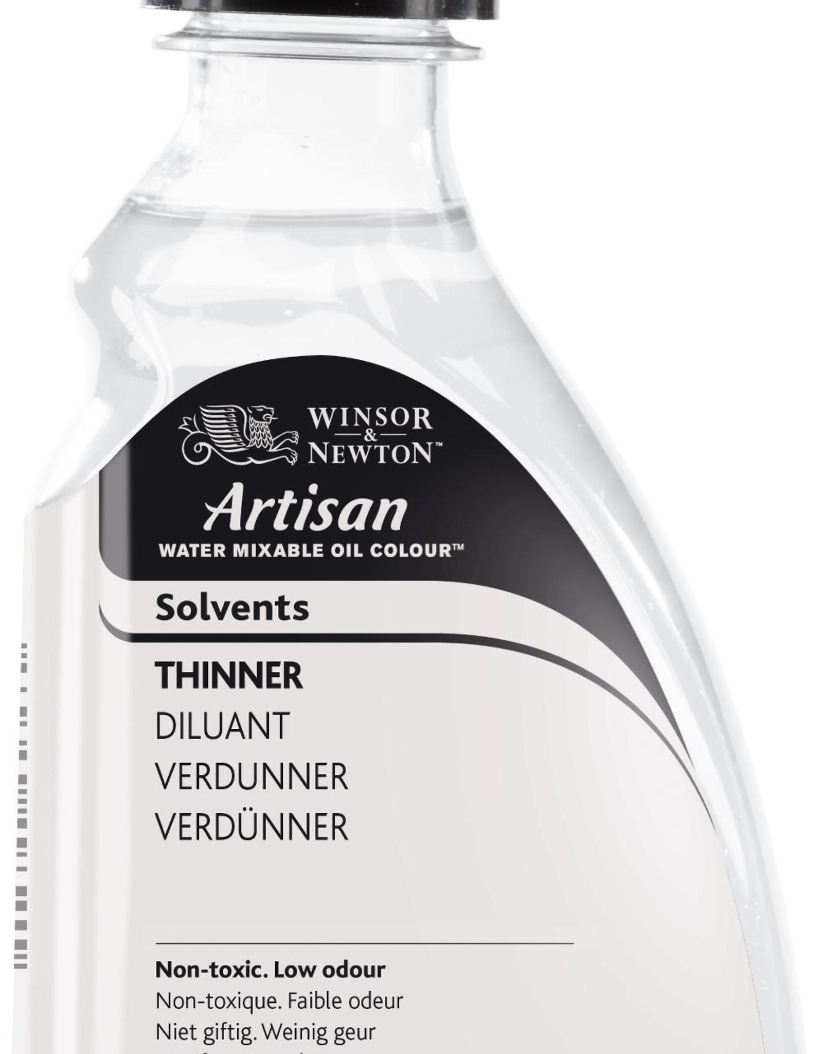 Medium Thinner Watervermengbaar/ Water Mixable Oil Color Thinner Artisan 250 ml