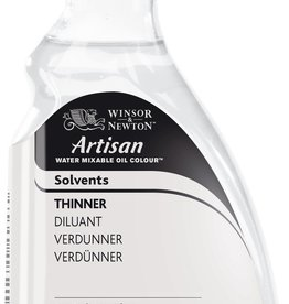 Medium Thinner Watervermengbaar/ Water Mixable Oil Color Thinner Artisan 250 ml