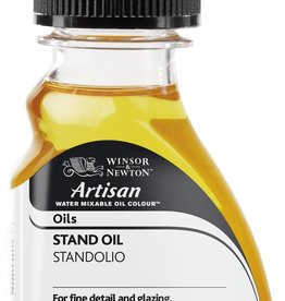 Medium Stand Olie Watervermengbaar/ Water Mixable Linseed Thick Oil For Glazing, Slow Drying Artisan 75 ml