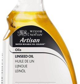 Medium Lijnolie Watervermengbaar/ Water Mixable Linseed Oil Artisan 250 ml