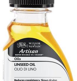 Medium Lijnolie Watervermengbaar/ Water Mixable Linseed Oil Artisan 75 ml
