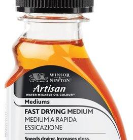 Medium Sneldrogend Glans Watervermengbaar/ Water Mixable Fast Drying Painting Medium Artisan 75 ml