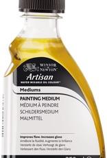 Medium Vet Traagdrogend Glans Watervermengbaar/ Water Mixable Painting Medium Artisan 250 ml