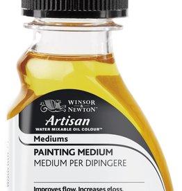 Medium Vet Traagdrogend Glans Watervermengbaar/ Water Mixable Painting Medium Artisan 75 ml