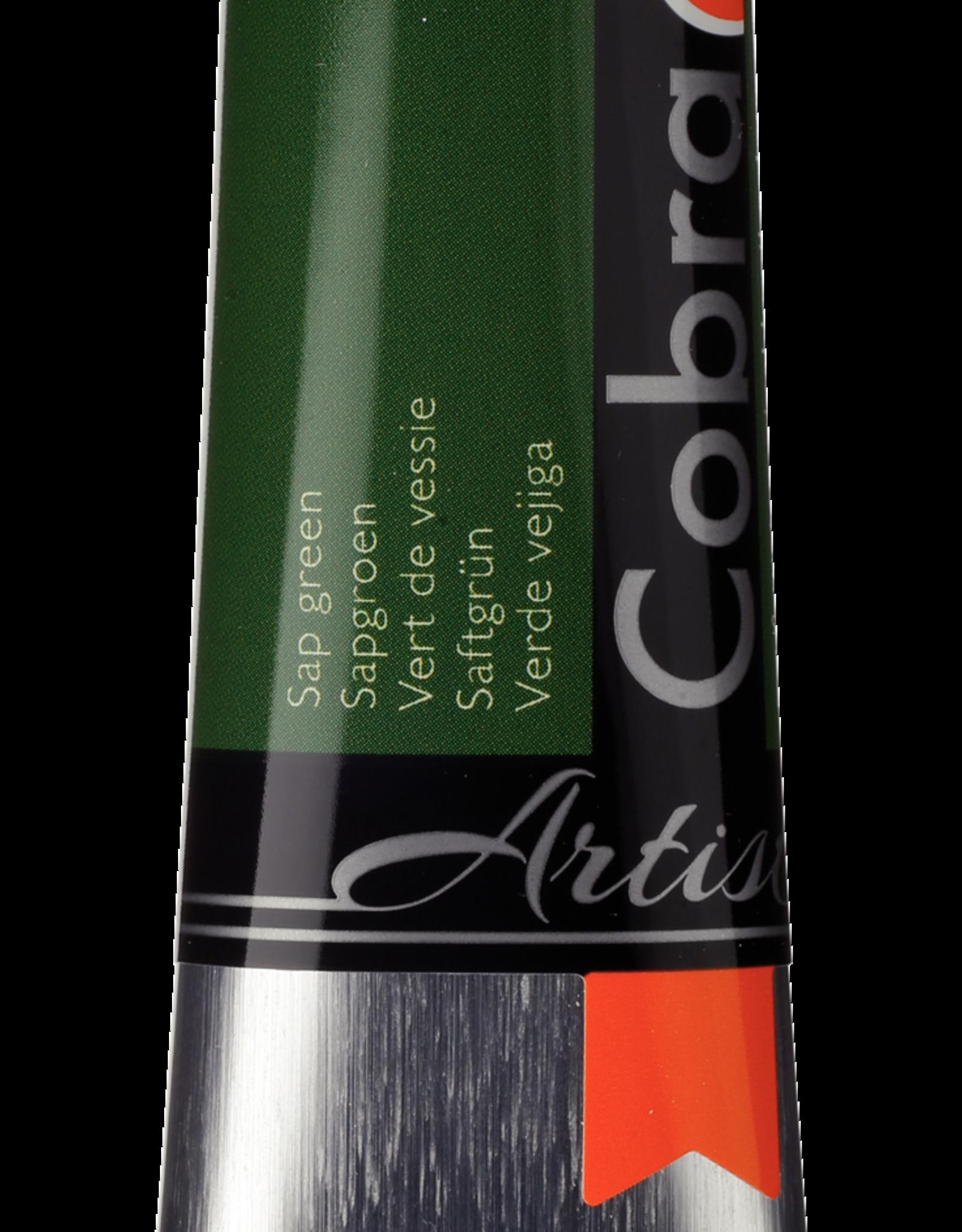 Talens Olieverf waterverdunbaar Talens Cobra Artist, 40ml Olijf Groen/ Olive Green 620/3
