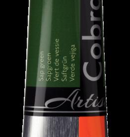 Talens Olieverf waterverdunbaar Talens Cobra Artist, 40ml Olijf Groen/ Olive Green 623/3