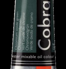 Talens Olieverf waterverdunbaar Talens Cobra Artist, 40ml Chroomdioxide Groen/ Cromium Dioxide Green 668/4