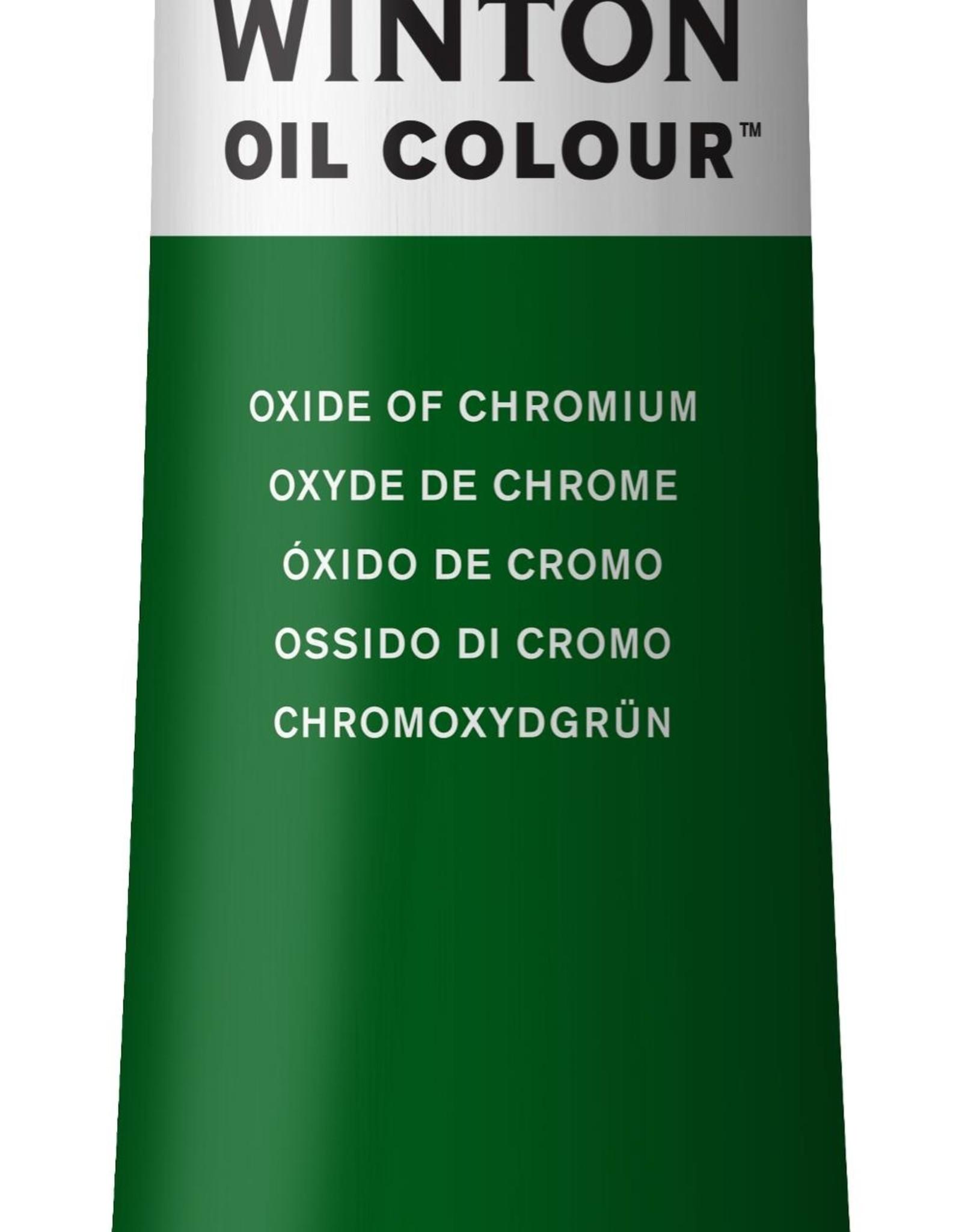 WInsor & Newton Olieverf Winton 200 ml Groen Chroom Dioxide 459
