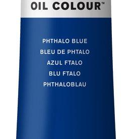 WInsor & Newton Olieverf Winton 200 ml Blauw Phtalo 516