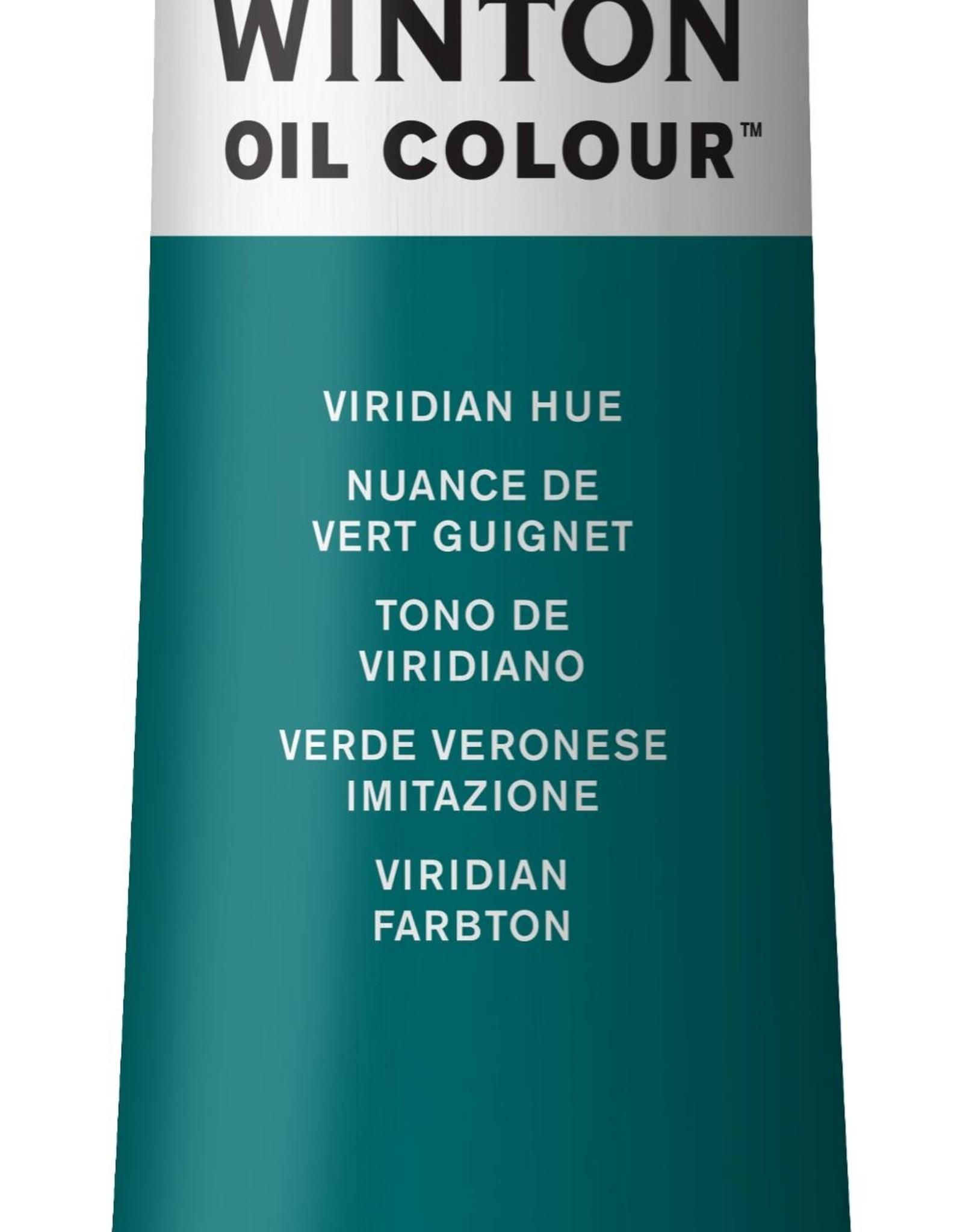 WInsor & Newton Olieverf Winton 200 ml Groen Viridiaan (Phtalo) 696