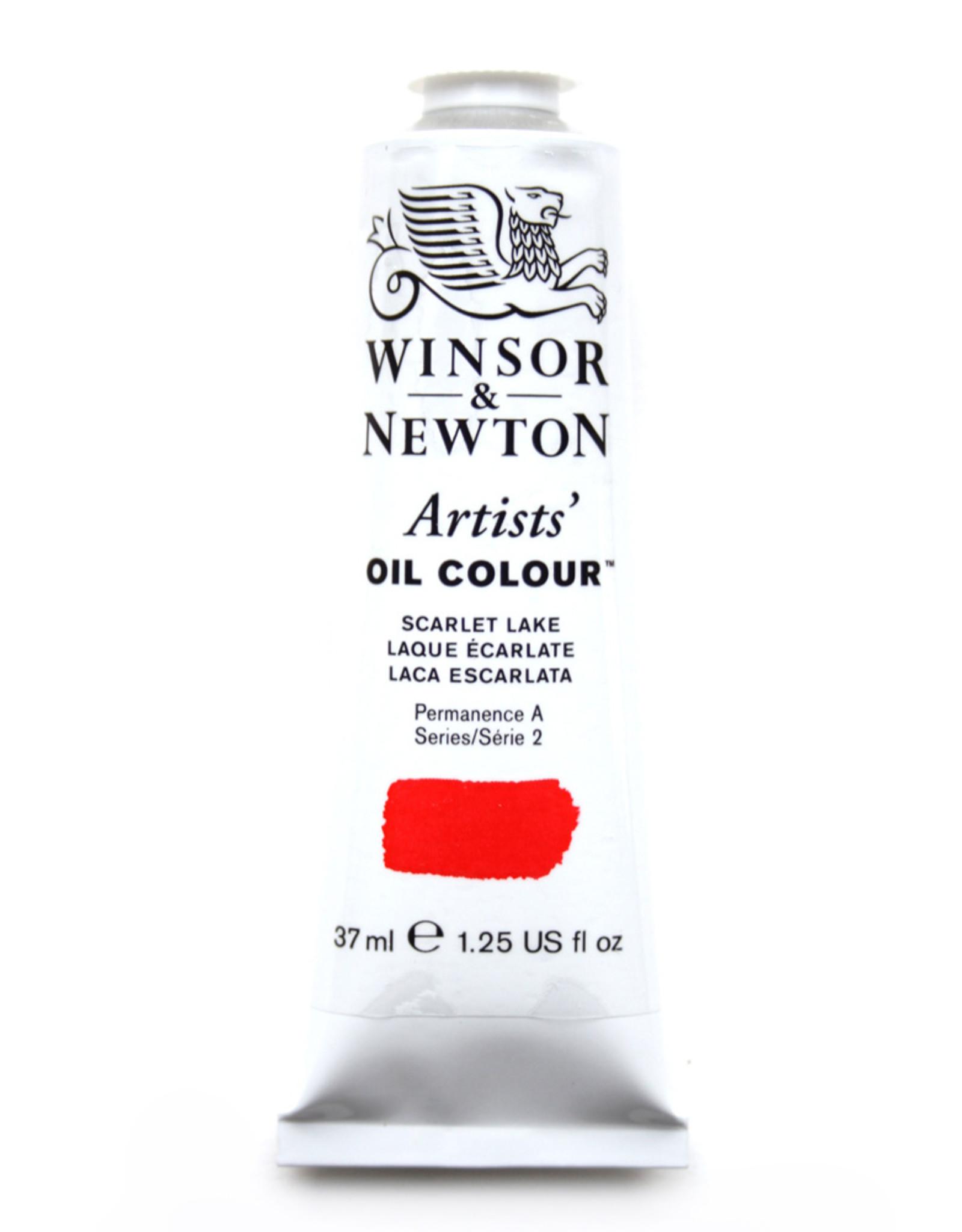 WInsor & Newton Olieverf Artists Winsor & Newton 37ml Scarlet Lake no 603 serie 1