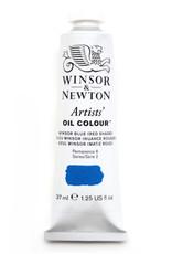 WInsor & Newton Olieverf Artists Winsor & Newton 37ml Winsor Blue Redshade/ Winsor Blauw Dekkend Roodneigend 706 serie 2