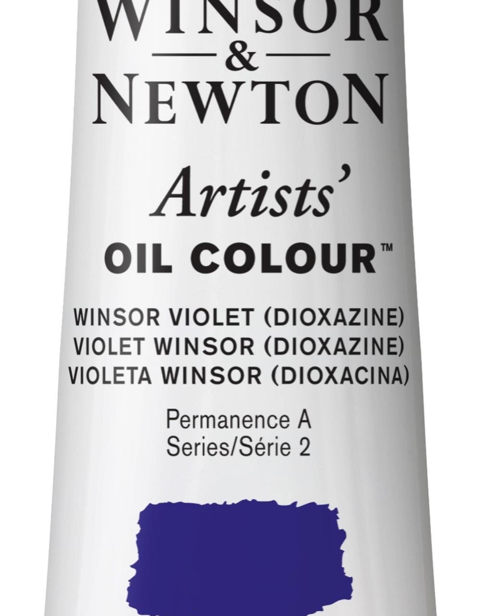 WInsor & Newton Olieverf Artists Winsor & Newton 37ml Paars Winsor Dioxazine 733/2