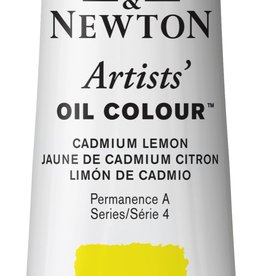 WInsor & Newton Olieverf Artists Winsor & Newton 37ml Geel Cadmium Citroen 086/4