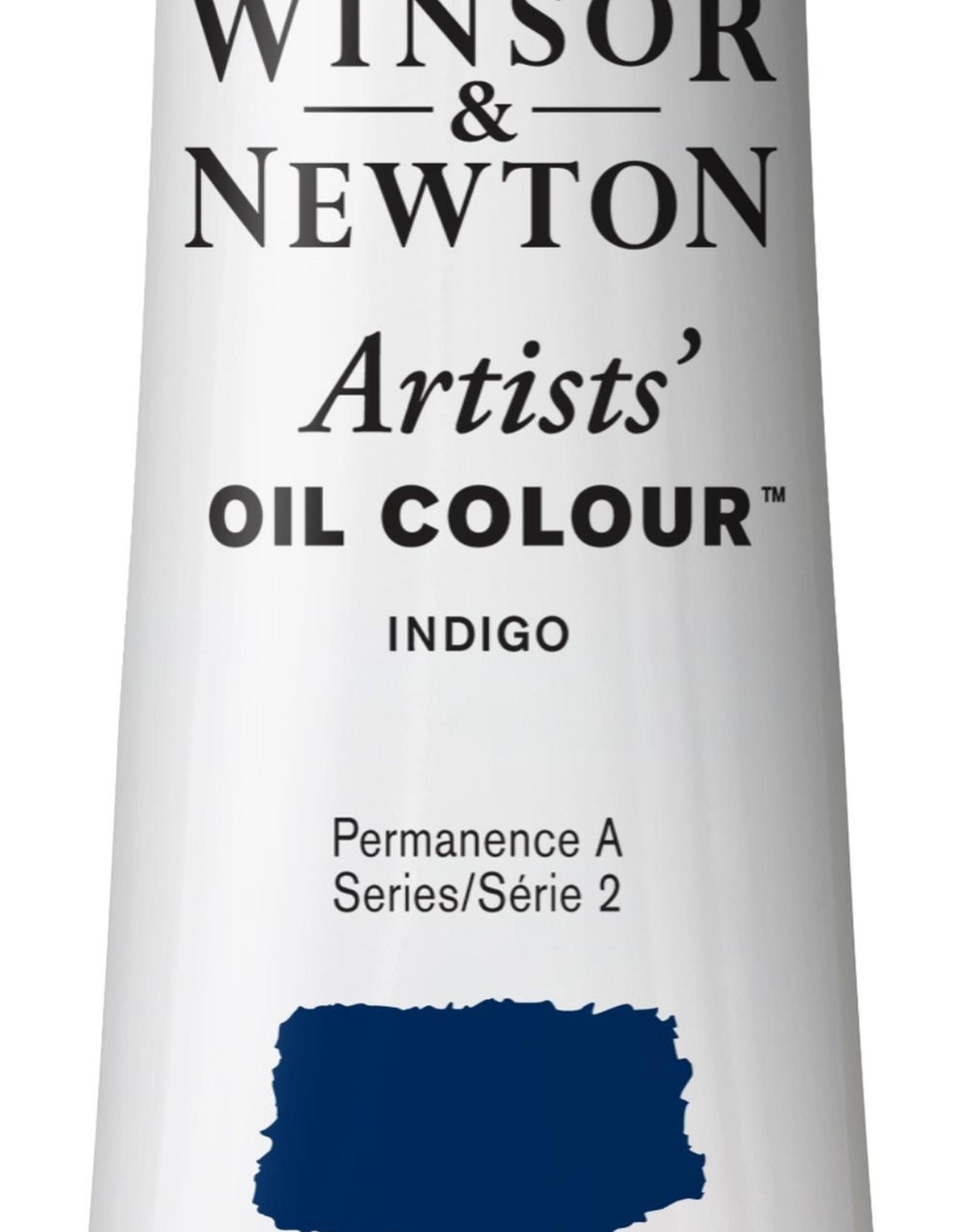 WInsor & Newton Olieverf Artists Winsor & Newton 37ml Blauw Indigo 322/2