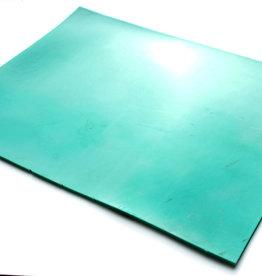 Adigraph Rubber mat Groen Adigraf, een kant glad, bodem heeft profiel, zeer eenvoudig in te gutsen ±24x30 cm