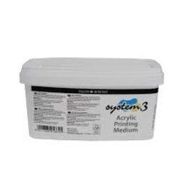 Daler-Rowney Zeefdruk Medium voor Textiel Rowney System 3, 1 liter