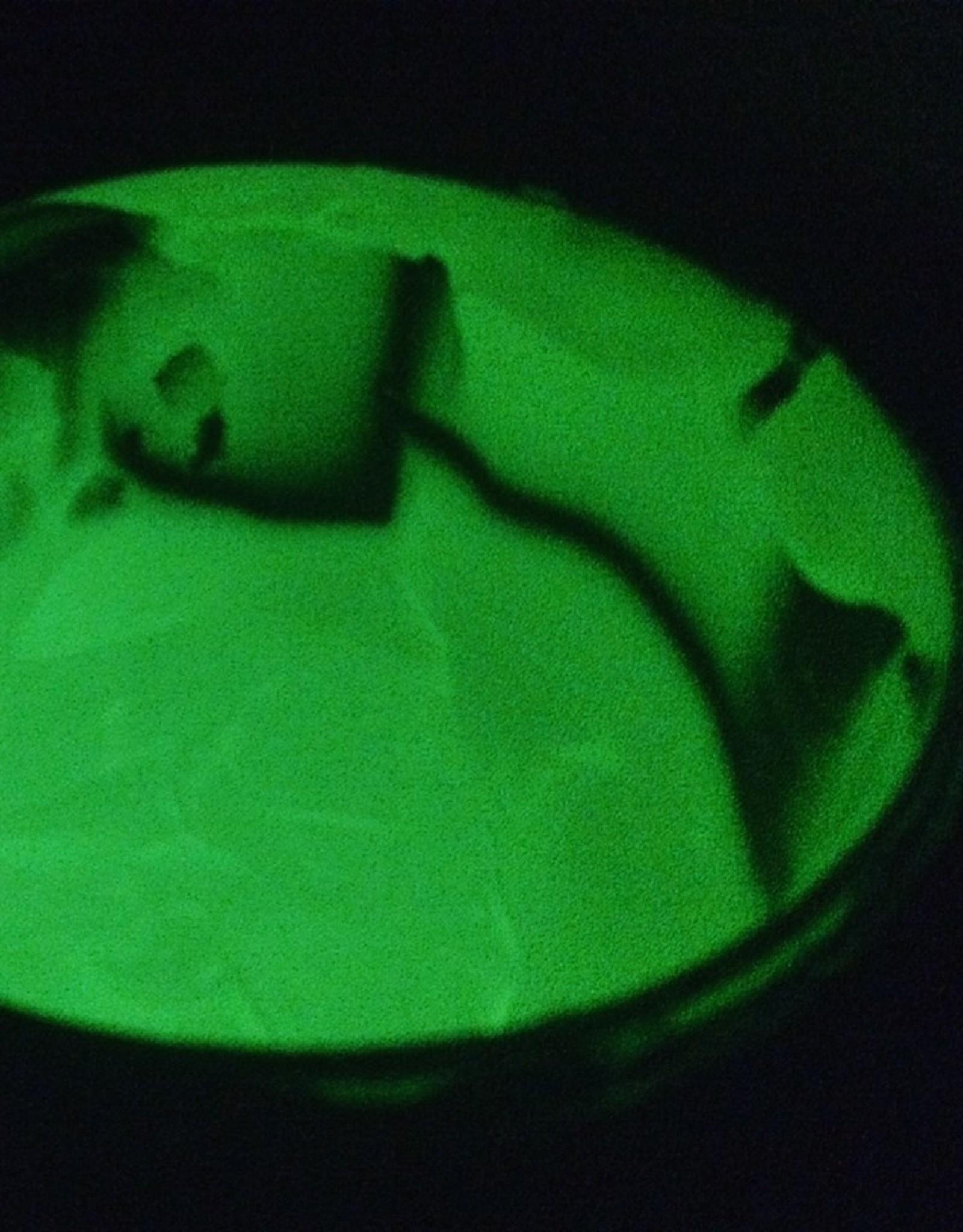HVK Papierinkt Zeefdruk Glow in the Dark, Geel-Groenig Transparant, 1 Liter