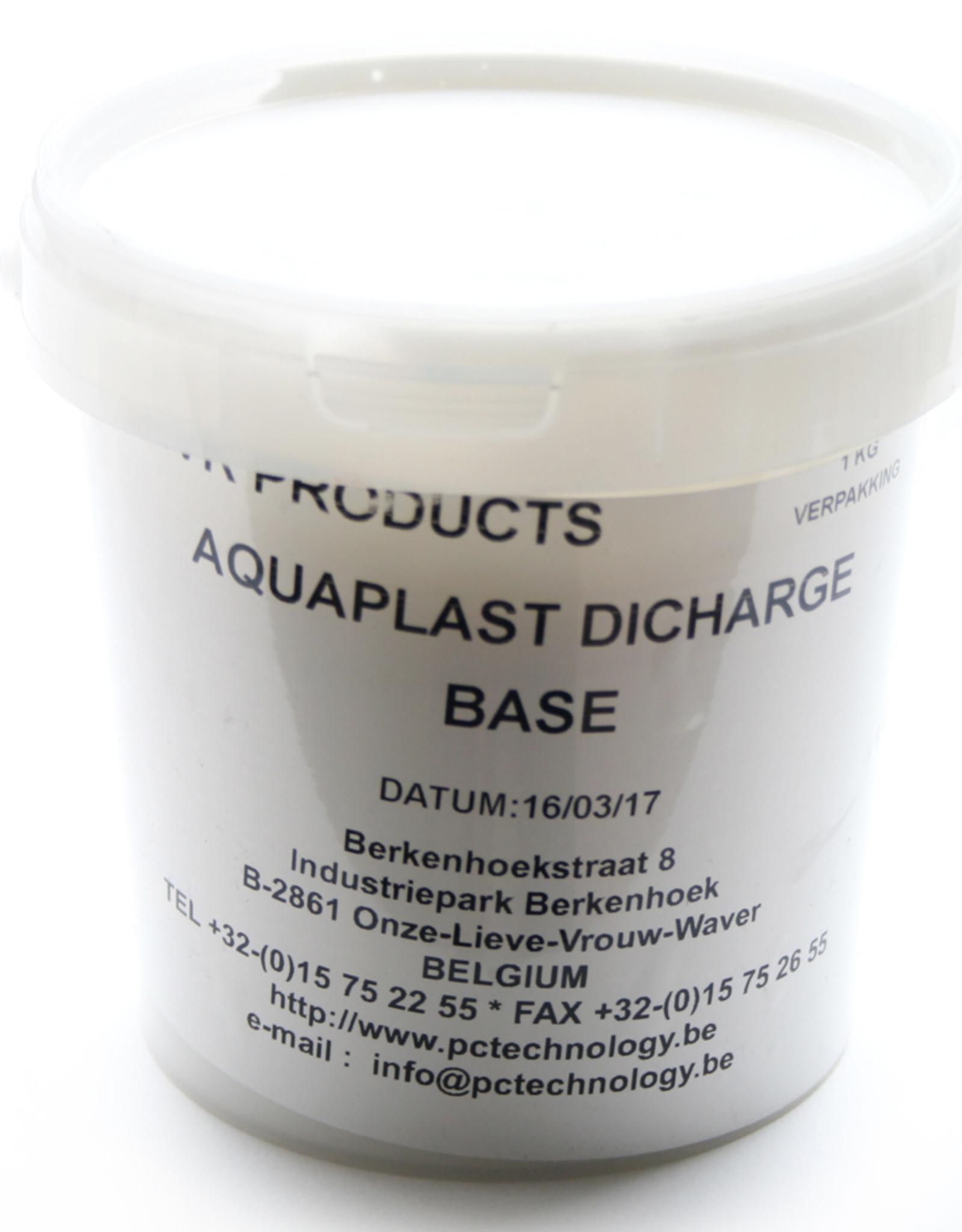 HVK HVK Discharge Inkt Aquaplast 1 Kilogram Transparant Base