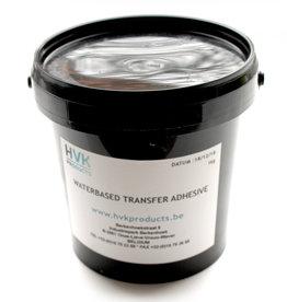 HVK Water Based Transfer Adhesive Trnasparant