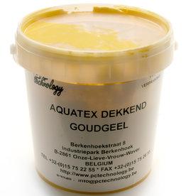 HVK Textielinkt Aquatex HVK Geel Goud (Warm) 1 kilo