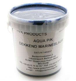 HVK Papierinkt HVK Aqua PK Dekkend  Blauw Marine 1 kilo